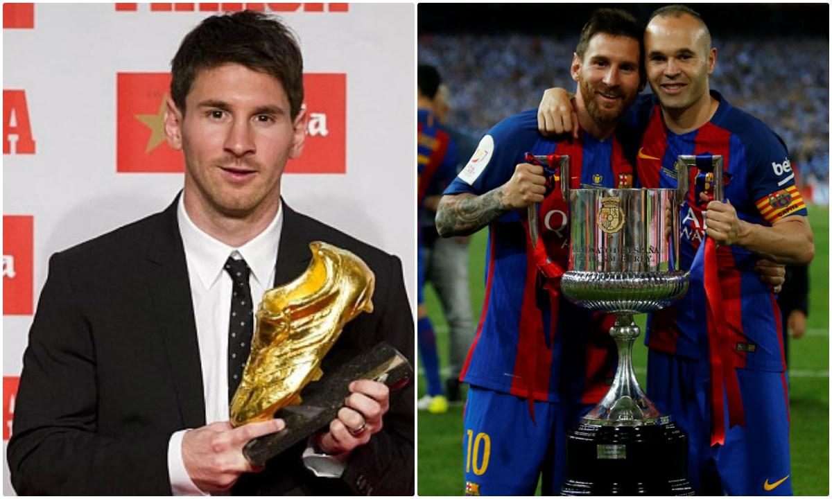 Lionel Messi và những kỷ lục vĩ đại trong sự nghiệp
