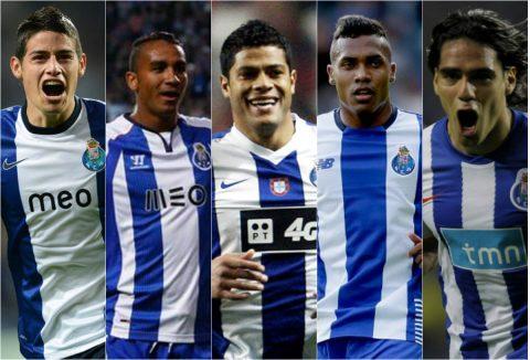 """Nếu không bị đại gia """"hút máu"""", Porto sẽ mạnh cỡ nào?"""