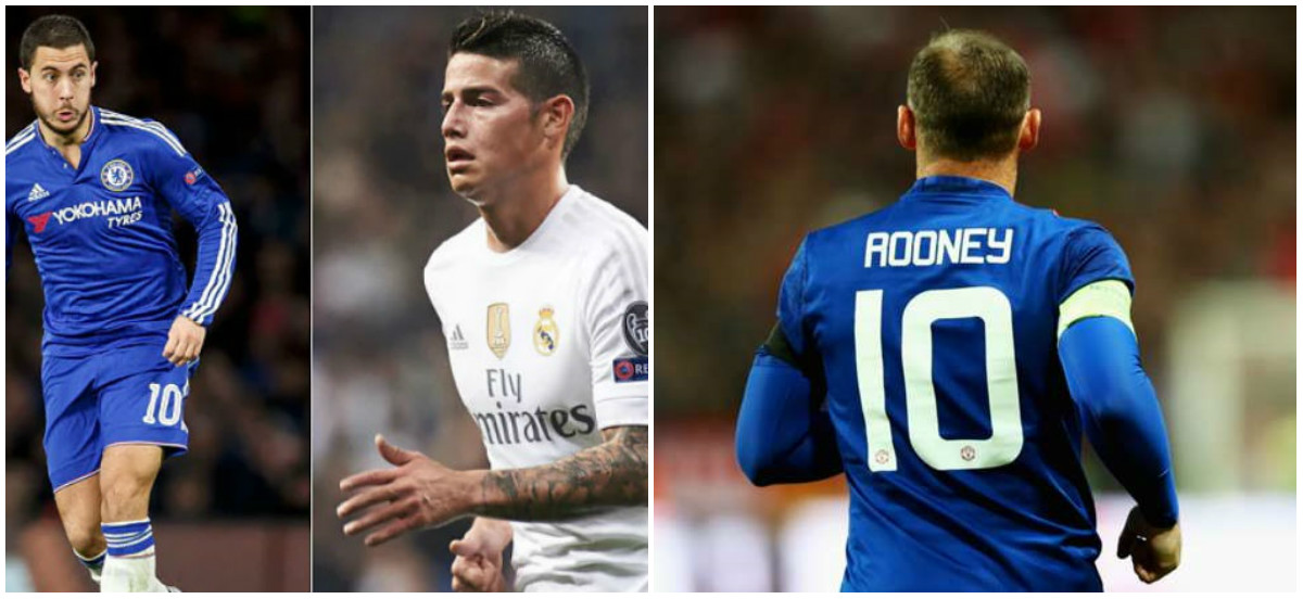 TIN CHUYỂN NHƯỢNG 07/7: Chelsea tính chơi sốc với Real; Hé lộ số áo của Rooney khi về lại Everton