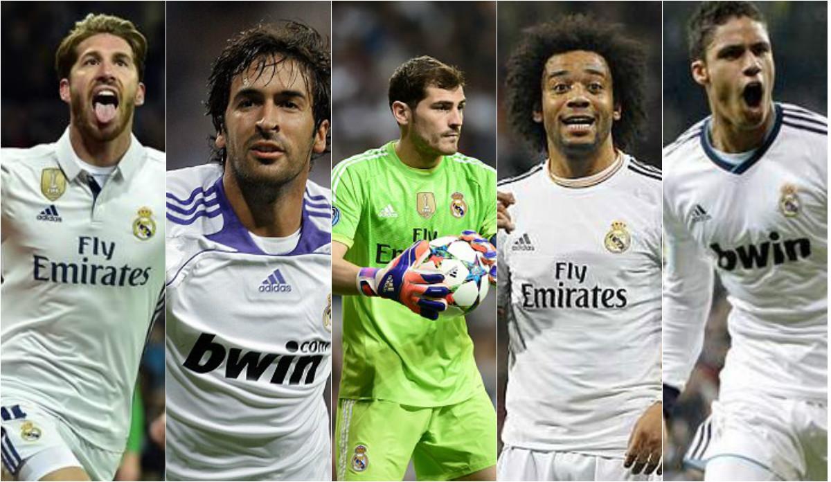 5 cầu thủ thành danh ở Real Madrid khi đang còn tuổi Teen