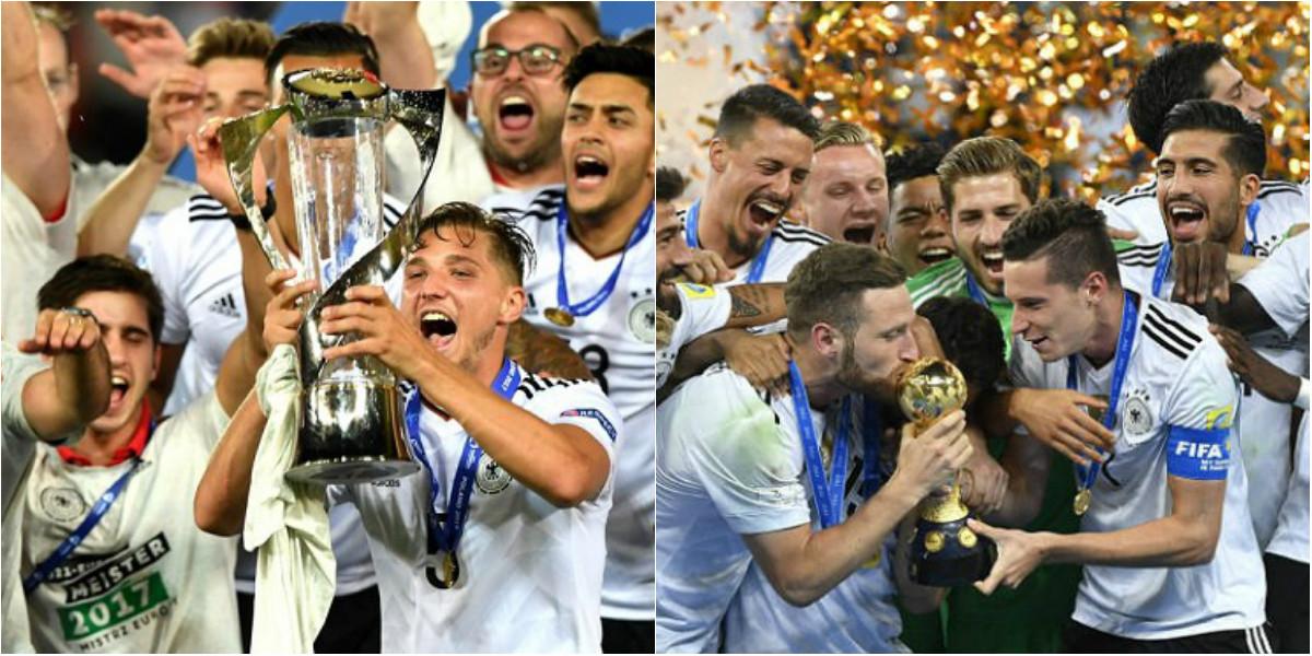 10 lý do đặc biệt giúp bóng đá Đức thống trị làng túc cầu thế giới