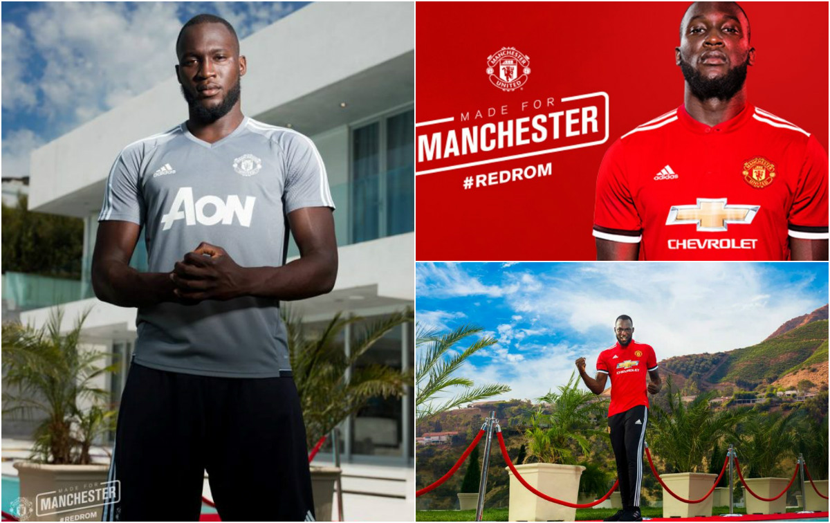 Lukaku tiết lộ về số áo của mình ở Man United