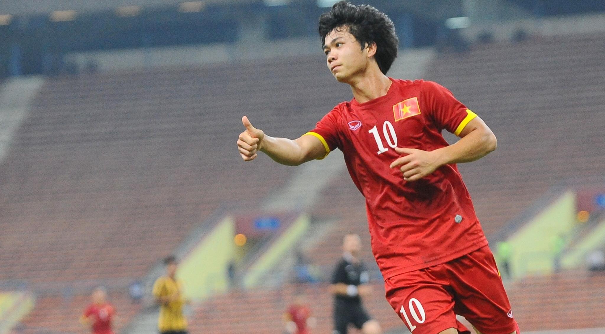 Đội hình tiêu biểu các cầu thủ sinh năm 1995 của bóng đá Việt Nam