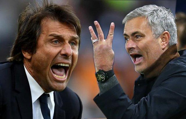 Antonio Conte và lời nguyền từ Mourinho