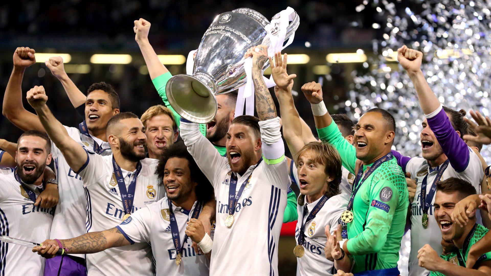 Những đội bóng nào đủ sức lật đổ Real Madrid mùa tới?