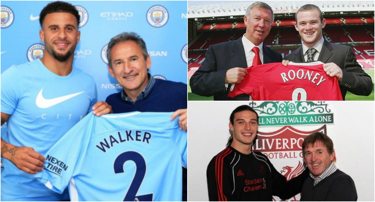 11 cầu thủ người Anh đắt giá nhất kỷ nguyên Premier League