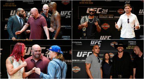 5 trận so găng không thể bỏ qua tại sự kiện UFC lớn nhất năm
