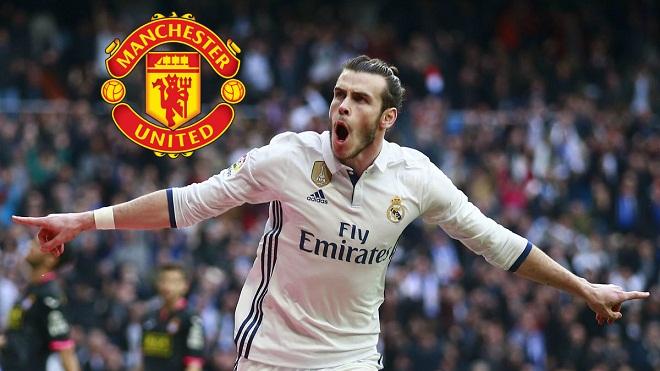 Bale gia nhập MU: số 7 huyền thoại trao 'bom tấn'