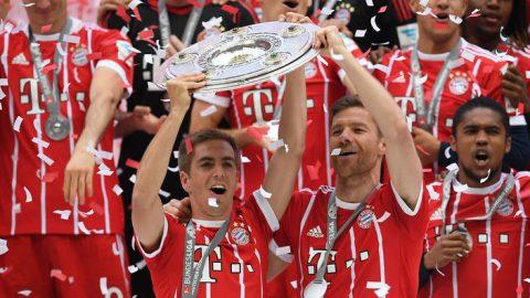 'Cựu hậu vệ' Bayern được bầu là cầu thủ xuất sắc nhất nước Đức 2017