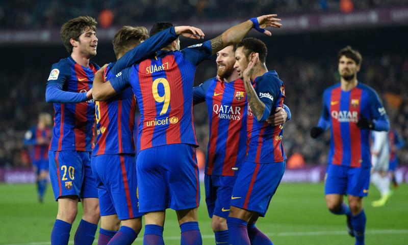 """Tiết lộ: Mức giải phóng hợp đồng """"cực khủng"""" của dàn sao Barcelona"""