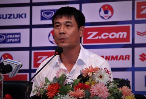 """HLV Hữu Thắng: """"Chúng tôi không mang tâm lý cầu hòa trước Hàn Quốc"""""""
