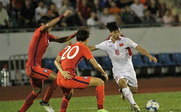 Cầu thủ xuất sắc nhất trận gặp U22 Hàn Quốc là ai?
