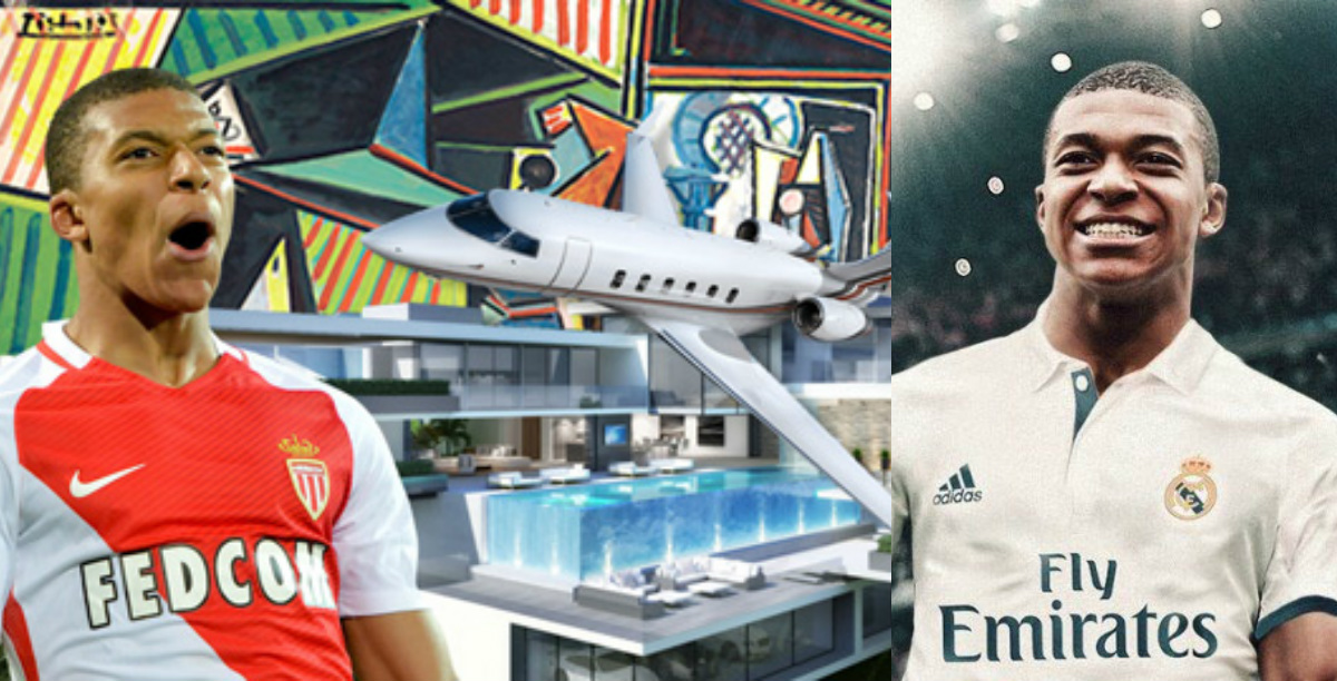 Choáng váng với những gì có thể mua được bằng 160 triệu bảng tiền chiêu mộ Mbappe