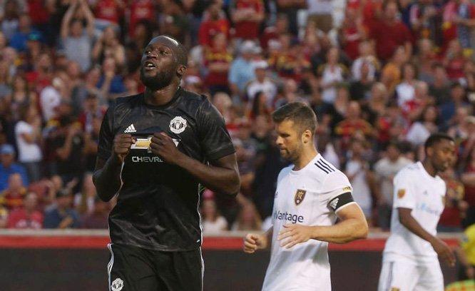 """5 điểm nhấn Real Salt Lake 1-2 MU: Lukaku nổ súng, """"tử huyệt"""" Phil Jones"""