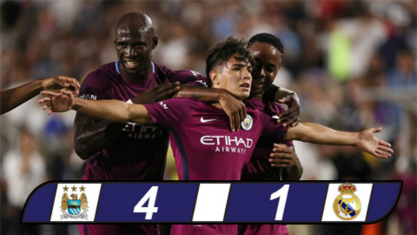 5 điểm nhấn Man City 4-1 Real: Đội quân hùng mạnh của Guardiola đang hình thành