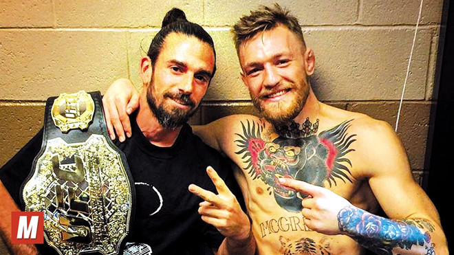 """10 sự thật thú vị về """"Gã điên"""" Conor McGregor"""