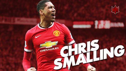Smalling gây Sốc khi tự xếp mình vào ĐH vĩ đại nhất lịch sử Man United