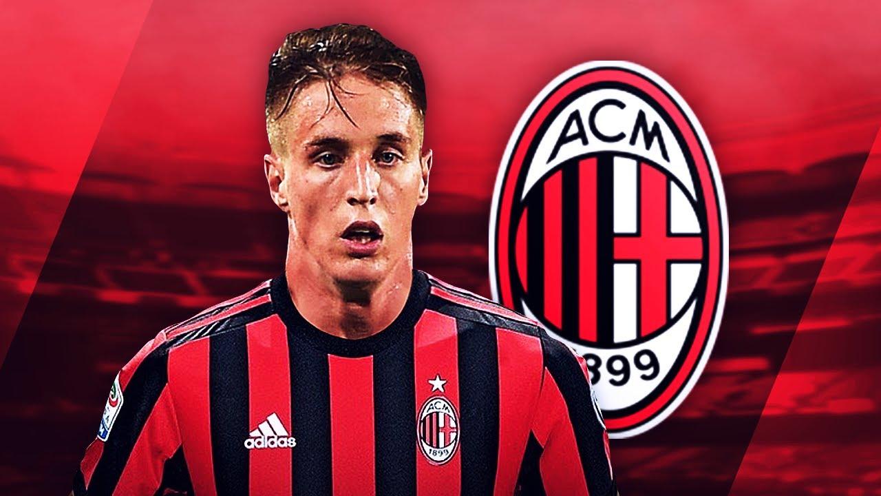 CHÍNH THỨC: Andrea Conti gia nhập AC Milan