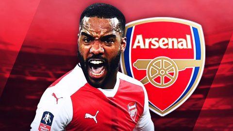 NÓNG: Lacazette hoàn tất kiểm tra y tế để gia nhập Arsenal