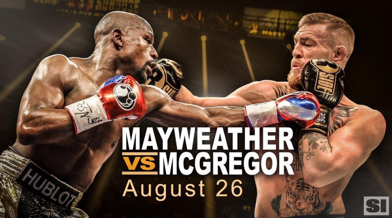 """Trận đấu tỷ đô McGregor – Mayweather: """"Phát hoảng"""" 227 triệu đồng/vé"""
