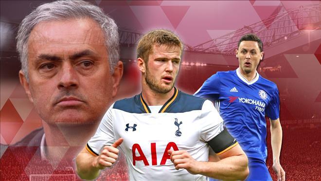 Lý do Mourinho nên lựa chọn Dier hơn là Matic