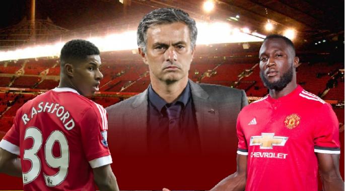 """Lukaku – Rashford: Cặp """"song sát"""" mới của triều đại Mourinho"""