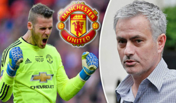 """Mourinho ra điều kiện """"khó hơn lên trời"""" cho Real vụ mua De Gea"""