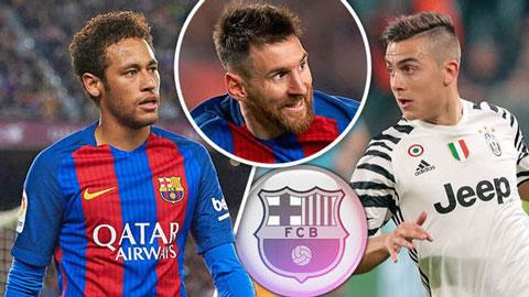 TIN CHUYỂN NHƯỢNG 24/07: Messi xác nhận muốn đá cặp với Dybala; Mendy chuẩn bị gia nhập Man City