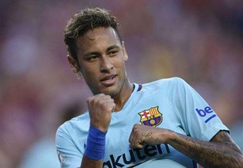 Neymar xô xát với tân binh Semedo: Giọt nước đã tràn ly