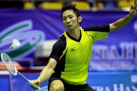 Tiến Minh dừng bước ở Bán kết giải cầu lông Mỹ mở rộng 2017