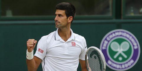 Kết quả Wimbledon 12/7: Djokovic lập kỳ tích đáng nể