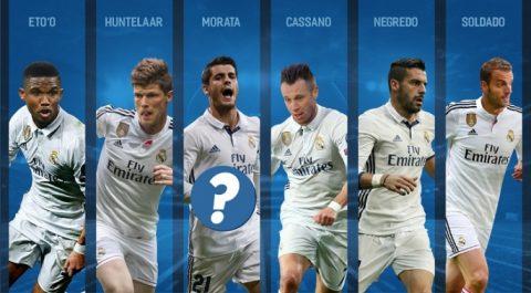 """Real Madrid và nghịch lý ruồng rẫy những """"số 9"""""""