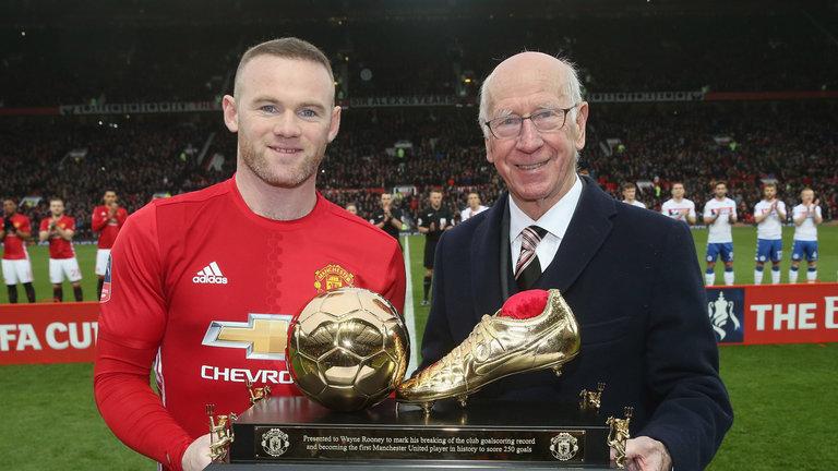 Rooney đã có việc làm sau khi dứt nghiệp cầu thủ