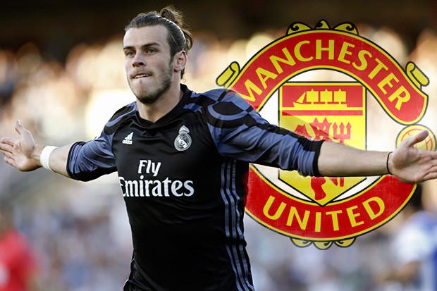 Man Utd sẵn sàng để 'giải cứu' Gareth Bale