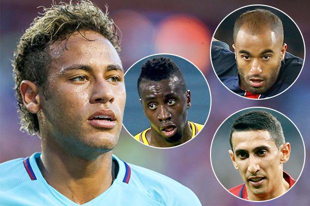 Giảm chi phí mua Neymar, PSG tính hy sinh Di Maria