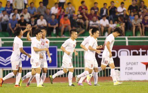Thua tối thiểu Hàn Quốc, U22 Việt Nam chắc chắn có vé dự VCK U23 châu Á 2018