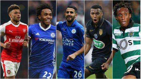 5 ngôi sao chạy cánh giúp Mourinho quên đi Perisic