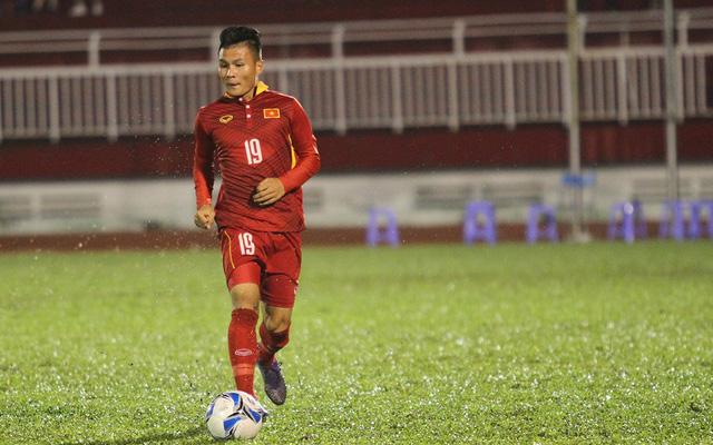 Vì sao Quang Hải không được đá chính trận gặp U22 Đông Timor?