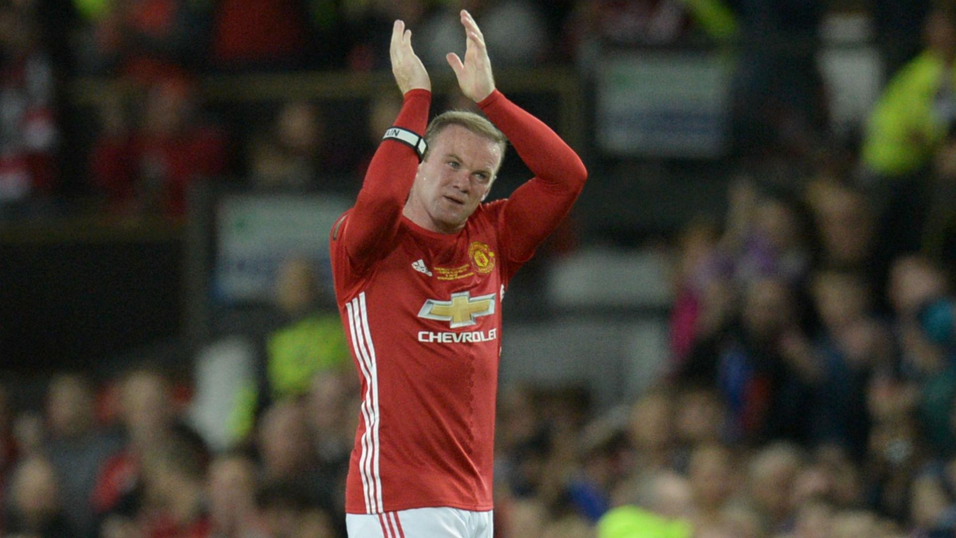 NÓNG: Rooney trên đường rời Old Trafford để trở lại mái nhà xưa Everton