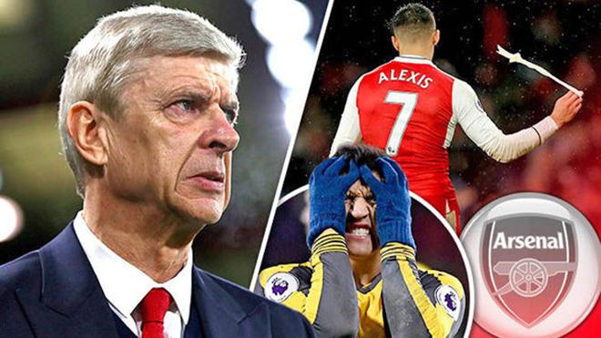 """Wenger lên tiếng """"chốt hạ"""" tương lai của Sanchez"""