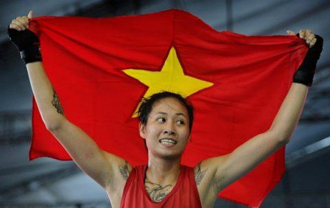 """""""Bông hồng thép"""" Bùi Yến Ly giành HCV duy nhất cho Việt Nam tại World Games 2017"""