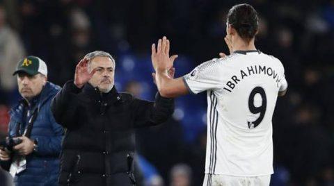 Mourinho báo tin cực vui cho Fan Man United
