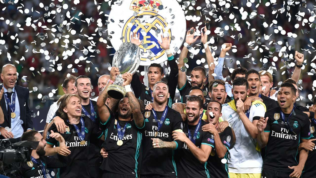 Real Madrid vẫn chưa phải là 'vua' ở Siêu cúp châu Âu