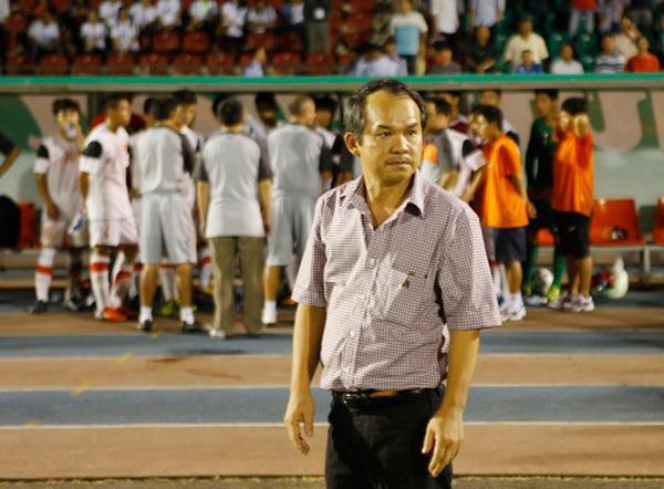 Sau thất bại ê chề của U22 Việt Nam tại SEA Games 29, bầu Đức tuyên bố từ chức