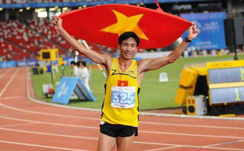 Lịch thi đấu SEA Games 29 của Đoàn thể thao Việt Nam ngày 19/8: Điền kinh xung trận, chờ đợi HCV đầu tiên
