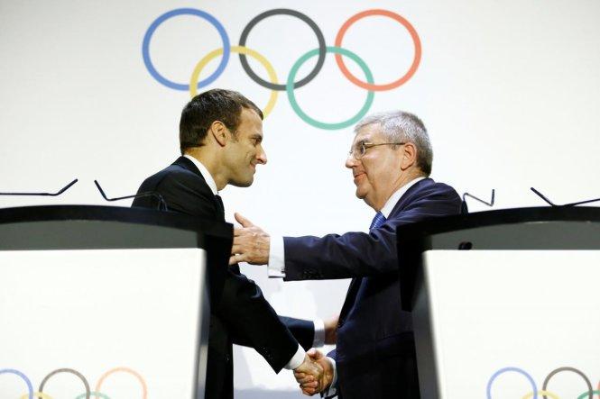 Paris giành quyền đăng cai Olympic 2024 trong tranh cãi và lo ngại khủng bố