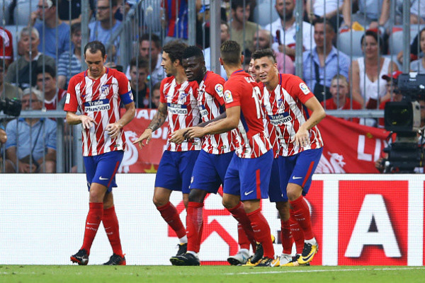 Torres ghi bàn đẳng cấp, Atletico tiến thẳng vào chung kết Audi Cup