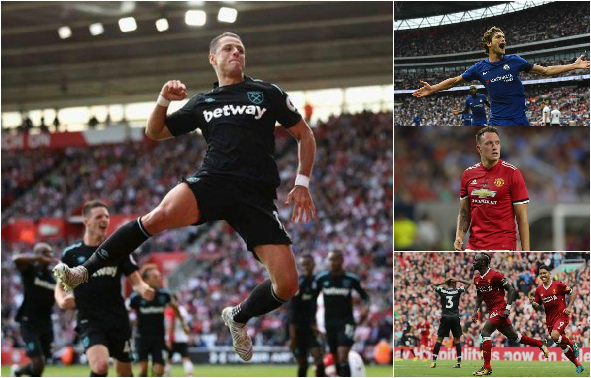 Đội hình tiêu biểu vòng 2 Premier League: Hạt đậu thần trở lại