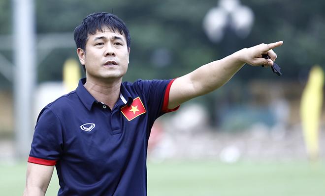 HLV Hữu Thắng đã nắm rõ toàn bộ đối thủ ở SEA Games 29