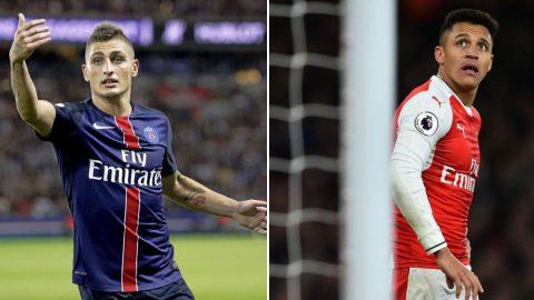 TIN CHUYỂN NHƯỢNG 06/8: Sanchez hết cửa ra đi, Verratti xác nhận ở lại PSG